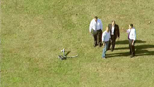 A remote controlled helicopter struck and killed a 19-year-old man in a freak accident at a park in Gravesend, Brooklyn.