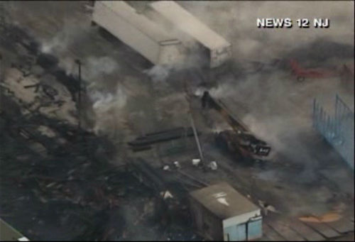 "<div class=""meta image-caption""><div class=""origin-logo origin-image ""><span></span></div><span class=""caption-text"">Aerial photos on the morning after the devastating fire along the boardwalk at Seaside Park, New Jersey.   (Photo/News 12)</span></div>"
