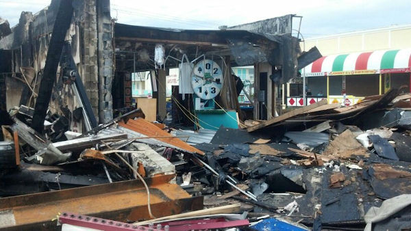 "<div class=""meta image-caption""><div class=""origin-logo origin-image ""><span></span></div><span class=""caption-text"">Photos of the aftermath of Thursday's fire along the Seaside Park boardwalk. </span></div>"