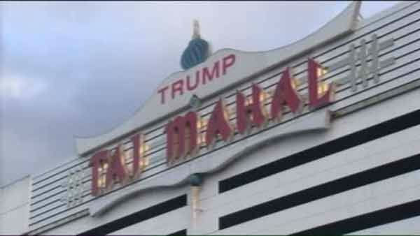 Police are searching for the suspects involved in a deadly carjacking in the Taj Mahal parking garage in Atlantic City, New Jersey.