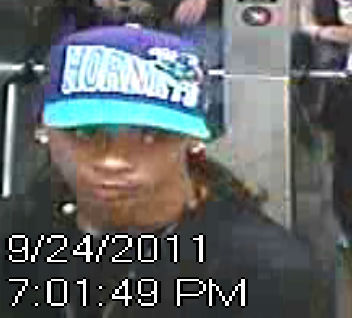 "<div class=""meta image-caption""><div class=""origin-logo origin-image ""><span></span></div><span class=""caption-text"">Police are searching for five suspects in a series of robberies at the Broadway-Lafayette subway station in Manhattan. Surveillance images show four of five suspects, all believed to be in their late teens or early 20s. Police say the thieves robbed 10 people between August 15th and last Saturday. One time they used box cutters. Another time, the suspects flashed a gun. The NYPD says the fifth suspect is a 18-to-20-year-old woman.</span></div>"
