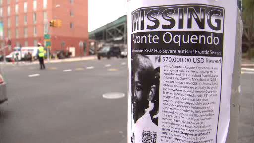 "<div class=""meta ""><span class=""caption-text "">Photos from the search for Avonte Oquendo, missing autistic teen, in Long Island City, Queens</span></div>"