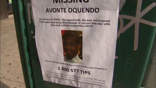 Photos from the search for Avonte Oquendo, missing autistic teen, in Long Island City, Queens