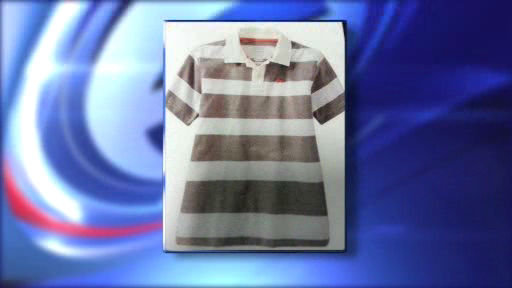 Photo released of shirt worn by Avonte Oquendo, missing autistic teen, in Long Island City, Queens