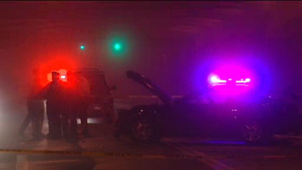 One person was killed and two others injured in the crash Friday night in the Sunnyside section.