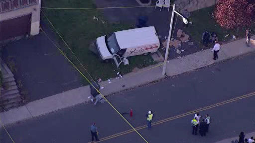 "<div class=""meta ""><span class=""caption-text "">NewsCopter 7 over the scene where a van crashed into pedestrians in New Square, Rockland County.</span></div>"