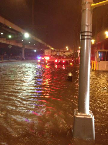 South Street, Manhattan. Courtesy: Kemberly Richardson