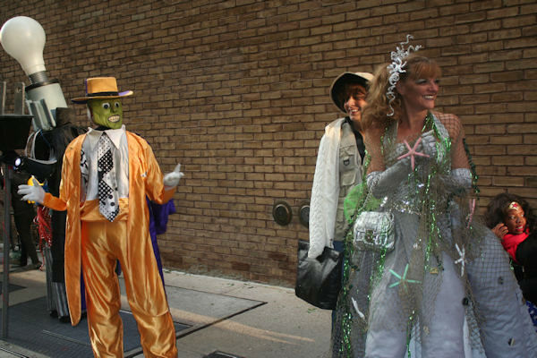 Some of the contestants for Live&#39;s annual Halloween show on October 31, 2011. <span class=meta>(WABC Photo&#47; Bob Monek)</span>