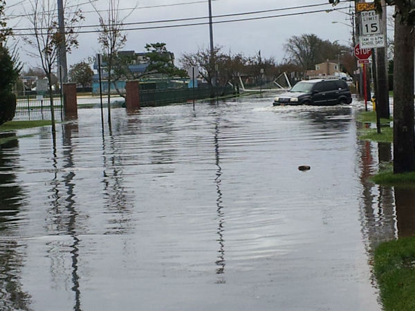 Freeport, Long Island (Eyewitness News viewer photo)
