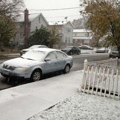 Staten Island, NY from Billy Contreras via Facebook