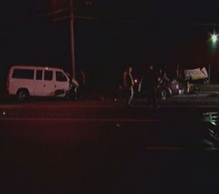 "<div class=""meta image-caption""><div class=""origin-logo origin-image ""><span></span></div><span class=""caption-text"">Two people are dead following a head-on accident in Centerreach, Suffolk County on Thursday, November 11, 2010,</span></div>"