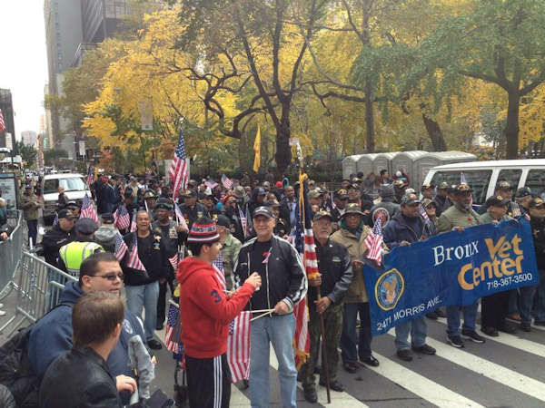 "<div class=""meta image-caption""><div class=""origin-logo origin-image ""><span></span></div><span class=""caption-text"">Photos from the Veterans Day Parade in New York City on November 11, 2013  (WABC Photo/ Tim Fleischer)</span></div>"