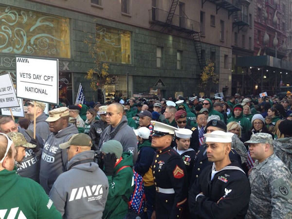 "<div class=""meta ""><span class=""caption-text "">Photos from the Veterans Day Parade in New York City on November 11, 2013  (Tim Fleischer)</span></div>"