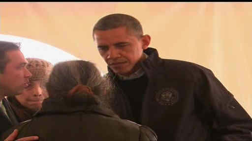 "<div class=""meta ""><span class=""caption-text "">President Obama toured Long Island and Staten Island after Hurricane Sandy.  The President met with survivors of the storm.</span></div>"
