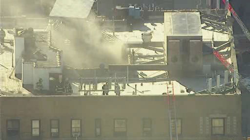 "<div class=""meta image-caption""><div class=""origin-logo origin-image ""><span></span></div><span class=""caption-text"">NewsCopter 7 over the scene of a 4-alarm fire in Washington Heights on Monday, November 18, 2013.</span></div>"