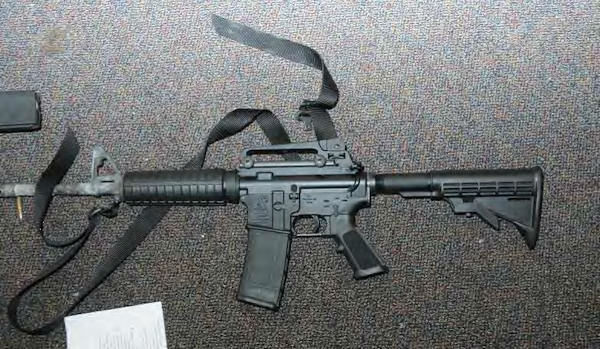 Photos released with the investigative report on the Newtown school shooting