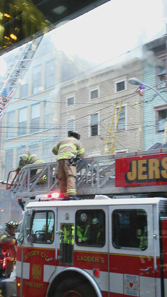 "<div class=""meta image-caption""><div class=""origin-logo origin-image ""><span></span></div><span class=""caption-text"">Photos from the scene of a multi-alarm fire in Jersey City, New Jersey on Wednesday, November 27, 2013. (Photo/Nicole Cifuentes)</span></div>"