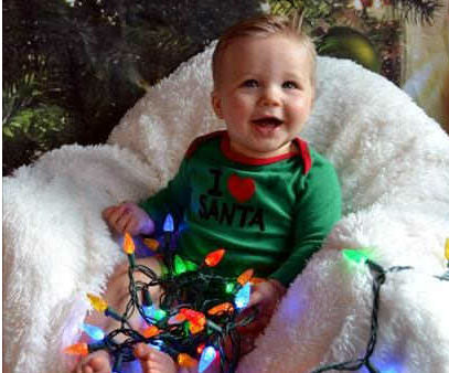 Enjoy these cute holiday pictures of kids and pets that were sent into Eyewitness News by viewers.