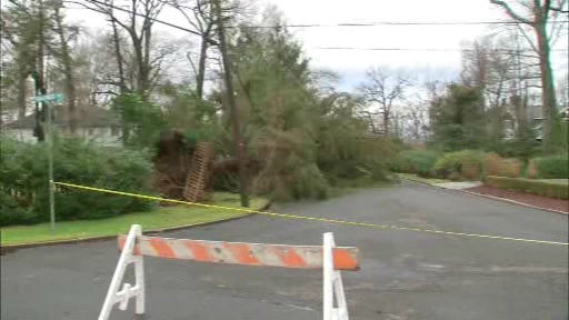 Photos of storm damage and flooding in parts of New Jersey on Friday, December 21, 2012.