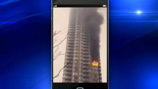 "<div class=""meta image-caption""><div class=""origin-logo origin-image ""><span></span></div><span class=""caption-text"">One person is dead, and another critically injured Sunday in a three-alarm fire at a high-rise building on the West Side of Manhattan.</span></div>"