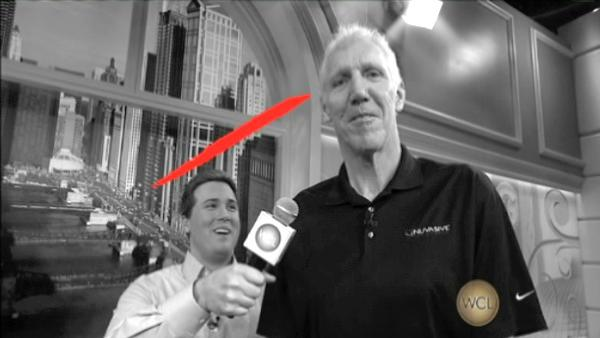 Bill Walton Gets The 2 Minute Warning