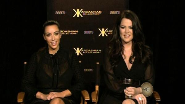 Keeping Up With Kim & Khloe Kardashian on WCL