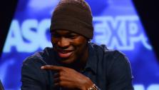 Artist Ne-Yo speaking at the 8th Annual ASCAP I Create Music EXPO, on Friday, April 19, 2013 in Hollywood, California.  - Provided courtesy of Photo by Tonya Wise/Invision for ASCAP/AP Images