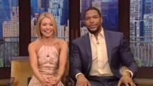 WCL chats with LIVE with Kelly and Michael co-hosts Kelly Ripa and Michael Strahan about the A-listers coming on their show this month and their star-studded post-Oscar show, airing on Monday, March 3.