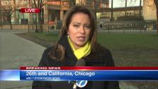 Jessica DOnofrio reports on ABC 7 Eyewitness News this morning. - Provided courtesy of WLS