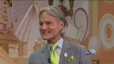 Monte Durham of Say Yes to the Dress! - Provided courtesy of WLS