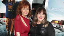 Susan Sarandon and Screenwriter/Producer Melissa McCarthy seen at the New Line Cinema Premiere of Tammy held at the TCL Chinese Theatre on Monday, June 30, 2014], in Hollywood.  - Provided courtesy of Photo by Eric Charbonneau/Invision for Warner Bros./AP Images
