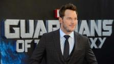 (FILE) Chris Pratt arrives for the European Premiere of Guardians Of The Galaxy at a central London cinema, Thursday, July 24, 2014.  - Provided courtesy of Photo by Jonathan Short/Invision/AP