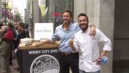 Chef Fabio introduces Bar Siena