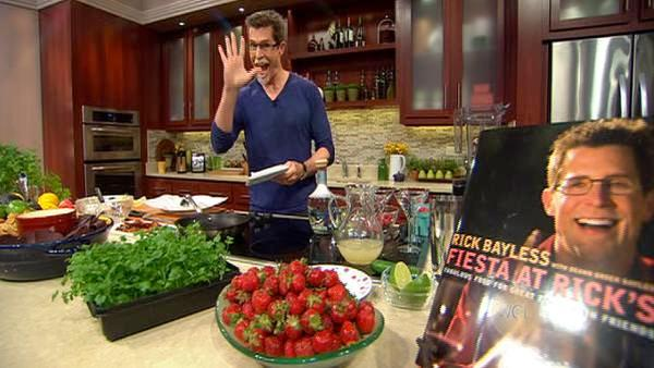 Cooking with Rick Bayless