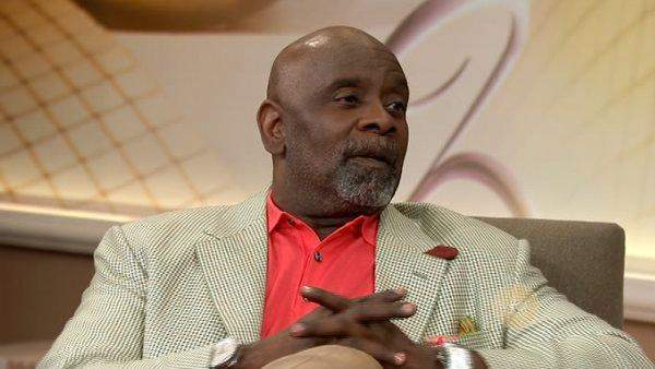 'The Pursuit of Happyness': Chris Gardner on success, fatherhood