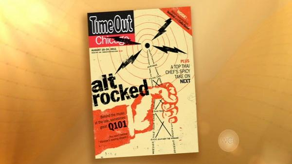 Time Out Chicago: Alt Rocked