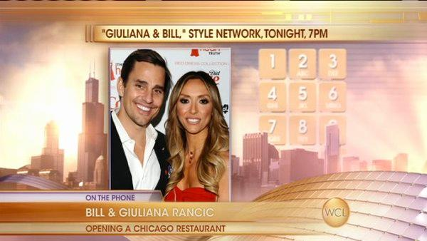 Bill, Giuliana Rancic's Chicago restaurant
