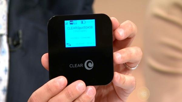 Cool Stuff: Clearwire