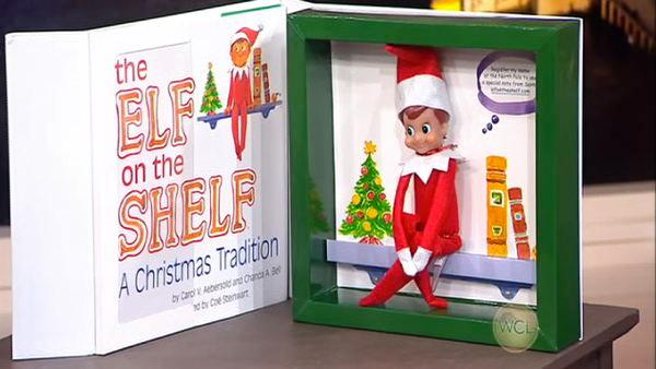 'The Elf on the Shelf' Author Carol Aebersold