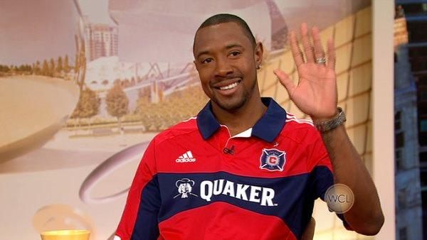 Chicago Fire and Quaker Oats Team Up