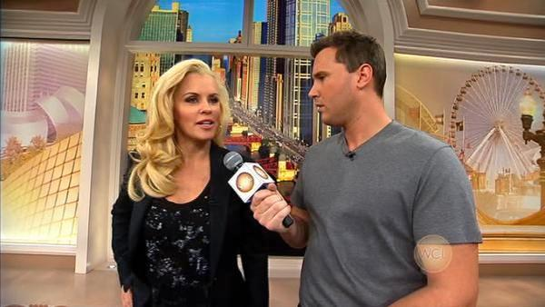 Jenny McCarthy Gets the 2 Min. Warning!