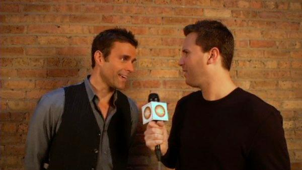 2-Minute Warning: Cameron Mathison