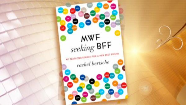 Making friends with local author Rachel Bertsche