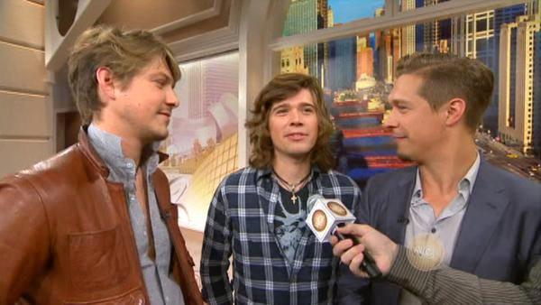2-Minute Warning: Hanson