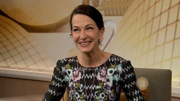 Fashion designer Cynthia Rowley