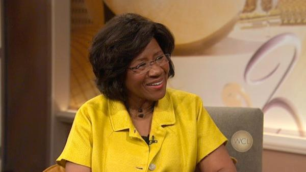 Michael Jordan's Mom, Deloris, talks about her new book