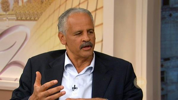 Stedman Graham talks about new book