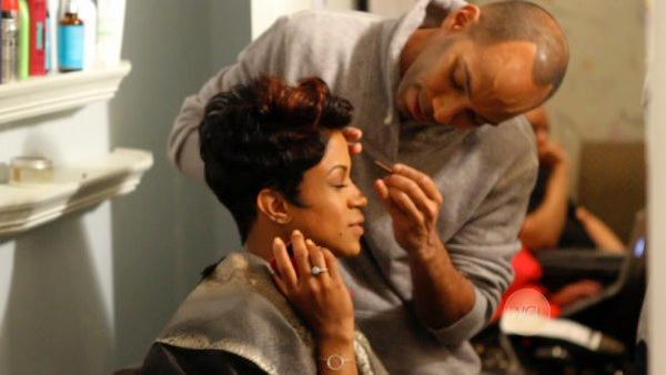 Celebrity Makeup Artist Sam