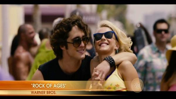 'Rock of Ages' interviews