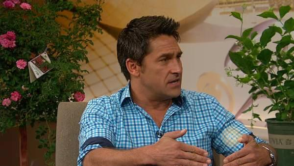 HGTV's Jamie Durie -- The Outdoor Room